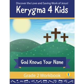 15 Pack - Kerygma 4 Kids Grade 2 Workbook