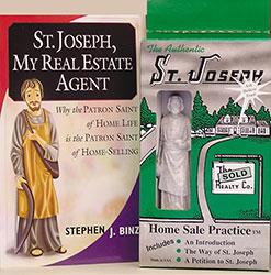 st joseph my real estate agent statue kit home sellers kit 9780867166316. Black Bedroom Furniture Sets. Home Design Ideas