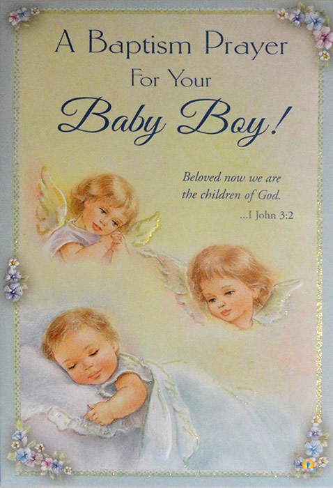 A baptism prayer for your baby boy catholic card 12 pack 260bap68223 a baptism prayer for your baby boy catholic card 12 pack m4hsunfo