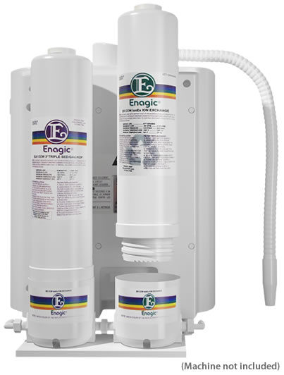 Enagic Dual Pre Filter System For The Kangen Water Machine