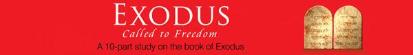 Exodus Bible Study
