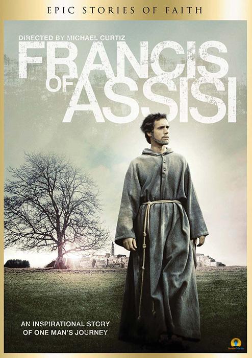 francis of assisi dvd foam
