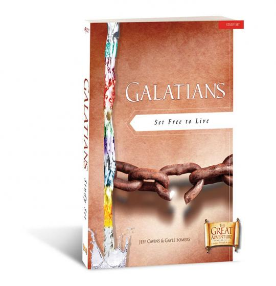 Galatians Bible Study Set