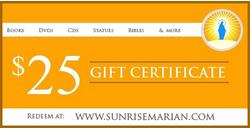 Easter catholic gift certificate easter gift certificate catholic gift certificate negle Images