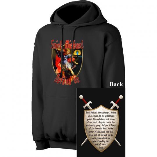 ac5ae1dfd St. Michael Hoodie (H-SMK)