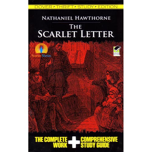 an analysis of hypocrisy in the scarlet letter by nathaniel hawthorne Sin in nathaniel hawthorne's 'the scarlet letter'  was often set in or around the puritan new england towns of salem and concord highlighting the hypocrisy.