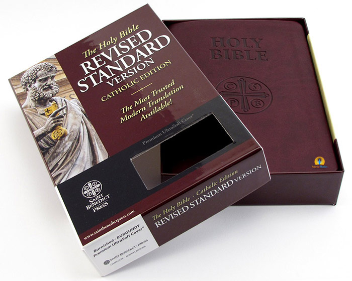 Rsv Ce Revised Standard Version Catholic Edition Bible