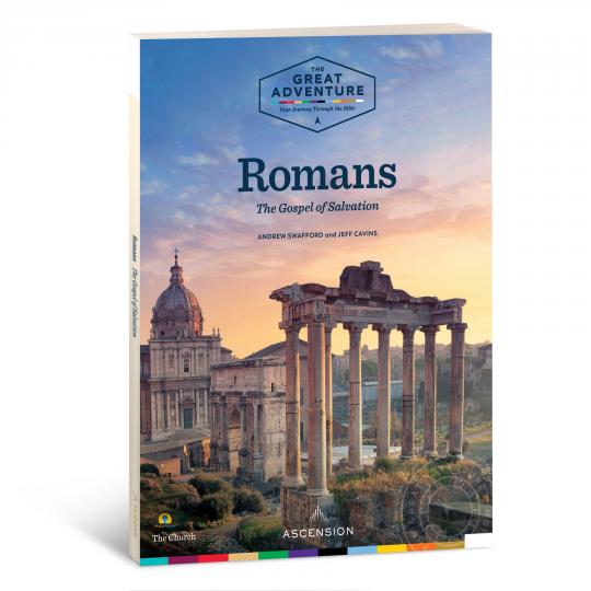 Romans: The Gospel of Salvation, Workbook