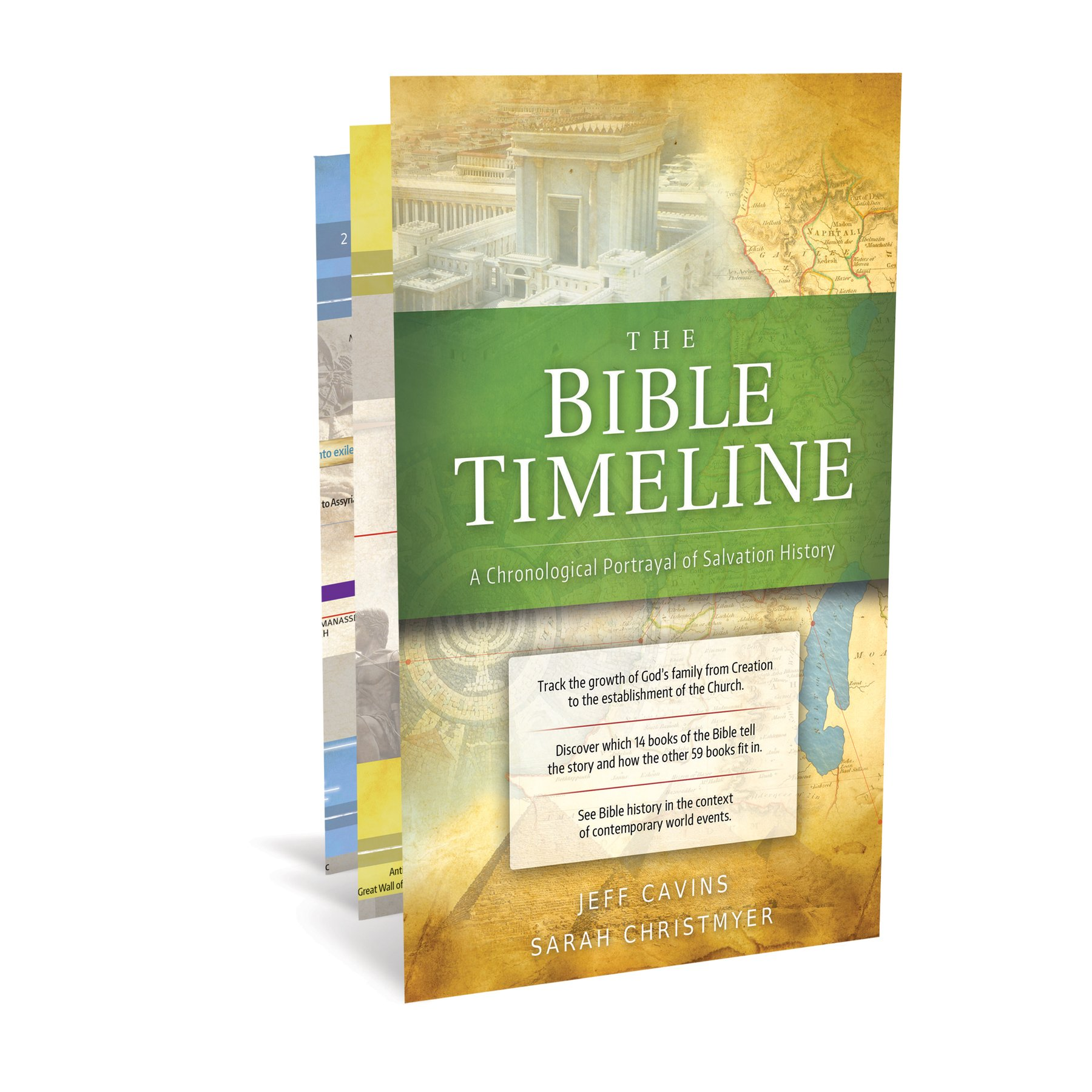 Great Adventure Bible Timeline Chart (Revised)