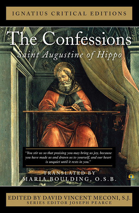 augustine confessions Augustine of hippo (/ ɔː ˈ ɡ ʌ s t ɪ n / 13 november 354 – 28 august 430) was an early christian theologian and philosopher from numidia whose writings influenced the development of western christianity and western philosophy.