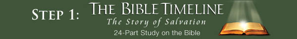 Great Adventure Bible Timeline Study