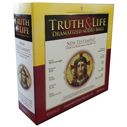 Truth & Life Dramatized Audio Bible CD